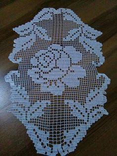 Crochet Lace Edging, Crochet Doily Patterns, Crochet Art, Crochet Round, Weaving Patterns, Crochet Squares, Thread Crochet, Filet Crochet, Baby Knitting Patterns