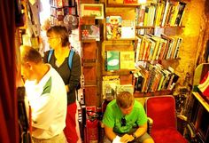Book lovers' paradise: Shakespeare & Company is a constant merry-go-round of books bought and books sold