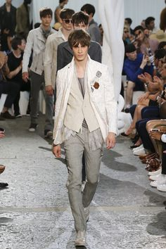 See all the Collection photos from John Varvatos Spring/Summer 2015 Menswear now on British Vogue Vogue Paris, John Varvatos, Spring Summer 2015, Milan, Menswear, Mens Fashion, Inspiration, Collection, Moda Masculina
