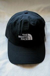 The North Face unisex cap hat baseball black adjustable NWT Lightweight One  Size starts   9.99 fb120ad58b9