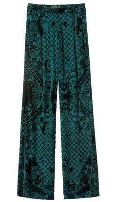 Balmain x H&M pants, $129. Photo: H&M.