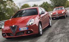 Alfa Romeo Giulietta Sprint: дань легенде - http://amsrus.ru/2015/01/08/alfa-romeo-giulietta-sprint-dan-legende/