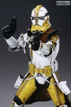 Star Wars - Clone Commander Bly
