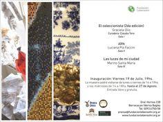 La Fundación Lebensohn inaugura tres muestras en julio http://www.encuentos.com/ciclos-de-arte/la-fundacion-lebensohn-inaugura-tres-muestras-en-julio/