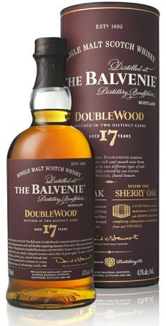 The Balvenie to Release DoubleWood 17 Year Old. #whisky #scotch