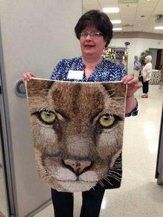 Judy Carter's tiger