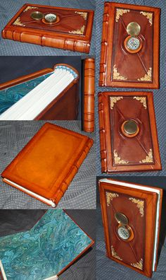 Sir George McFiggle's Wandering Journal by BCcreativity.deviantart.com on @deviantART