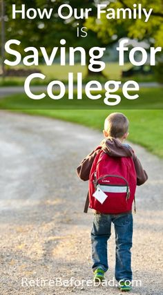 Saving for college is a challenge. This post is about how one Virginia-based family plans to pay for three kids to go to in-state colleges for four-years.