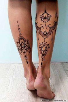A henna tattoo is a temporary henna tattoo. Es kann überall platziert we… A henna tattoo is a temporary henna tattoo. It can be placed anywhere … # tattoos # all – henna – tattoo - Tatoo Henna, Henna Body Art, Diy Tattoo, Body Art Tattoos, Girl Tattoos, Sleeve Tattoos, Tattoo Ideas, Mandala Tattoo Leg, Maori Tattoos