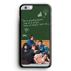 Breakfast Club Quotes iPhone 6S Plus Case | Aneend