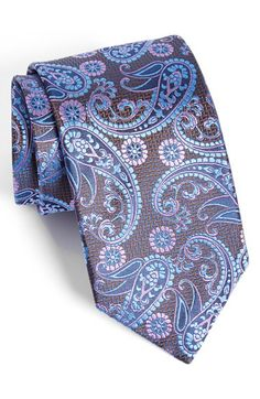Check out my latest find from Nordstrom: http://shop.nordstrom.com/S/3935457  David Donahue David Donahue Paisley Silk Tie  - Sent from the Nordstrom app on my iPhone (Get it free on the App Store at http://itunes.apple.com/us/app/nordstrom/id474349412?ls=1&mt=8)
