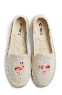 I want the chambray ones though! Not tan Soludos Espadrille Slip-On (Women)