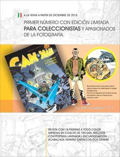 A la venta en: www.camman.mx $100.00 más gastos de envío Short Stories, Movies