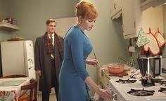 Joan Harris's Kitchen on Mad Men