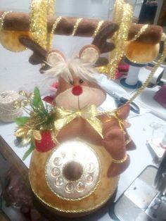 Navidad Diy, Christmas Crafts, Christmas Ornaments, Maya, Holiday Decor, Home Decor, Molde, Baby Dolls, Canela