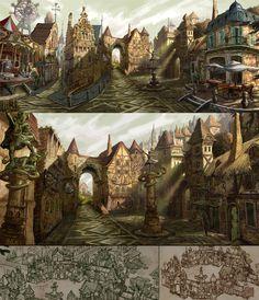 Background Designs - Ken Min