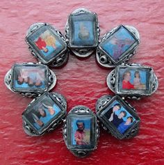 Palumbo Jewelry and Mosaics: Keepsake Jewelry Beads Tutorial