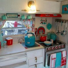 47 Amazing Camper Interior Hacks, Makeover, Remodel and Decorating Ideas - Page 7 of 48