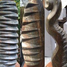 Bivalve Form series (1, 2 & 3)  Purbeck Marble Brendan Cullen