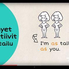 Englannin ja ruotsin opetusvideokirjasto laajenee | Reetta Bizet - ideoita opetukseen