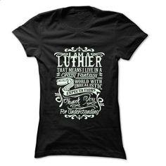Job Title Luthier ... 99 Cool Job Shirt ! - #cute tee #disney tee. ORDER NOW => https://www.sunfrog.com/LifeStyle/Job-Title-Luthier-99-Cool-Job-Shirt-.html?68278