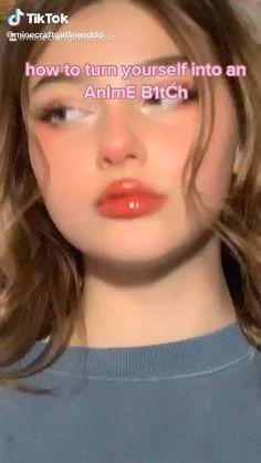 Edgy Makeup, Grunge Makeup, Cute Makeup, Pretty Makeup, Skin Makeup, Eye Makeup Art, Basic Makeup, Maquillage Indie, Maquillage On Fleek