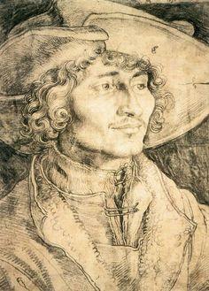 This one in particular has nice lines to follow.  Albrecht Dürer.
