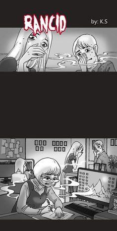 Silent Horror :: Rancid | Tapastic Comics - image 1