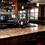 Gorgeous bar!