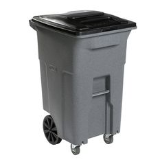 Outdoor Trash Can With Wheels Outdoor Garbage Can Trash Can  Fiberglass Trash Cans  Pinterest