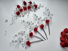 Wedding Hair Flowers, Headpiece Wedding, Wedding Hair Pieces, Bridal Headpieces, Flowers In Hair, Wedding Dresses, Wedding Party Hair, Wedding Vows, Flower Hair Pieces