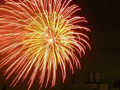 Fireworks (Sumida-gawa River), August 27, 2011