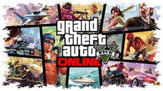 Grand Theft Auto V Online - Стрим #3 - Веселая банда
