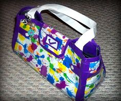 DUCT TAPE PURSE!