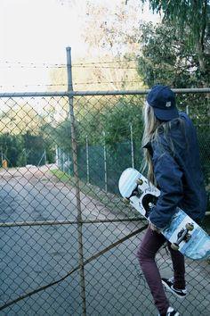 skater girl style