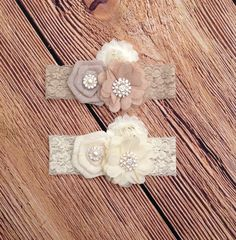 Pick 1. Beige Ivory Cream Lace Headband, Burlap Vintage Headband, Rustic Headband, Fall Thanksgiving Headband, Teen Adult Baby Girl Headband by AvaMadisonBoutique on Etsy