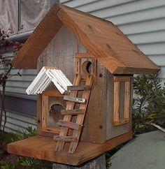 Loft Bird House :)