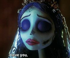 TIM BURTON images, image search, & inspiration to browse every day. Emily Corpse Bride, Corpse Bride Movie, Corpse Bride Art, Tim Burton Corpse Bride, Gifs, Tim Burton Personajes, Betty Boop, Dead Bride, Tim Burton Characters