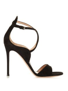 Sisely suede sandals | Gianvito Rossi | MATCHESFASHION.COM AU