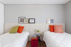 Open house - Gabriela Junqueira. Veja: http://www.casadevalentina.com.br/blog/detalhes/open-house--gabriela-junqueira-3020 #decor #decoracao #interior #design #casa #home #house #idea #ideia #detalhes #details #openhouse #style #estilo #casadevalentina #bedroom #quarto