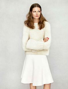 Bette Franke for Vogue Spain August 2013