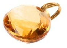 Marie-hélène De Taillac Pendant in Orange