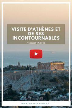 Nous voici arrivés à Athènes pour notre séjour de 2 semaines en Grèce et dans les Cyclades. Athènes est non seulement la capitale de la Grèce mais aussi un v...