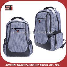 2017 new arrival nylon laptop backpack bag 15.6 inch for men 16SA-5458D