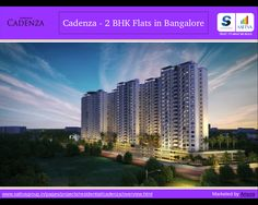 Cadenza has a unique design that separates it from the noise and rush of city life. Spanning over 5.8 acres, Cadenza has 513 apartments. It offers a fine selection of 1, 2 and 3 BHK premium apartments with world class amenities.
