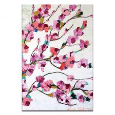 Pink Magnolia by Anna Blatman   Artist Lane