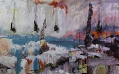 Justin Kellner - abstract landscape artist