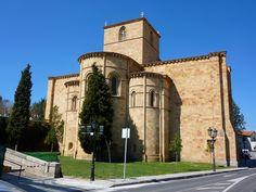 San Vicente de Ávila. Vista de la cabecera.