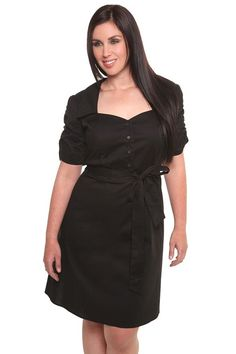I don't do dresses often, but I may have to make and exception for this one :) $68.50 at torrid.com