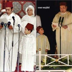 Le Roi Hassan 2, History Of Morocco, Lalla Salma, Visit Morocco, My Gems, Royal Prince, Marrakech, Belle Photo, Royals